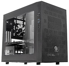 Thermaltake Core X1 ITX Cube Chassis - Open Box