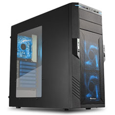 Sharkoon T28 Blue Case USB 3.0 - Open Box