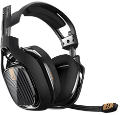 Astro Gaming A40TR PC Headset Black - Ex-Demo