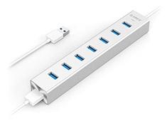 Orico Aluminium 7 Port USB 3.0 Hub
