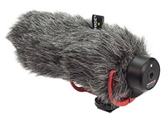 Rode DeadCat GO Artificial Fur Wind Shield for VideoMic GO