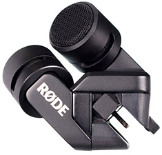 Rode i-XY Lightning Stereo Microphone for Apple iPhone & iPad