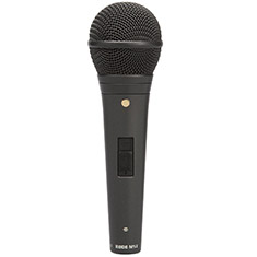 Rode M1-S Switchable Live Performance Dynamic Microphone