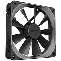 NZXT Aer F 140mm High Performance Airflow PWM Fan