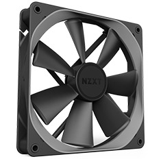 NZXT Aer P 140mm High Performance Static Pressure PWM Fan