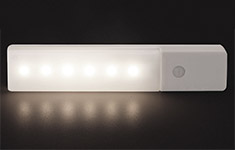 Simplecom EL608 Rechargeable Infrared Night Light Cool White