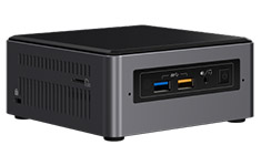 Intel BOXNUC7I5BNH 7th Gen Core i5 NUC Barebone Kit