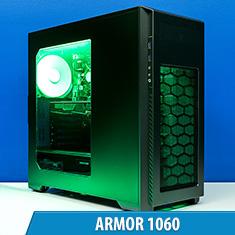 PCCG Armor 1060 Gaming System