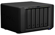 Synology DiskStation DS1517+ NAS