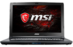 MSI GL72 17.3in Core i7 Gaming Notebook [7RDX-649AU]