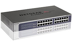 Netgear ProSAFE JGS524E 24-Port Gigabit Switch