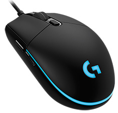 Logitech G Pro RGB Optical Gaming Mouse