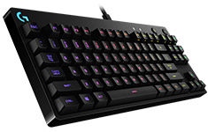 Logitech G Pro RGB Mechanical Gaming TKL Keyboard