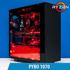 PCCG Pyro 1070 Gaming System