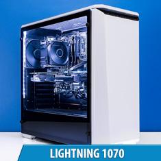 PCCG Lightning 1070 Gaming System