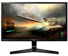 LG 24MP59G-P FHD 75Hz FreeSync 24in IPS Gaming Monitor