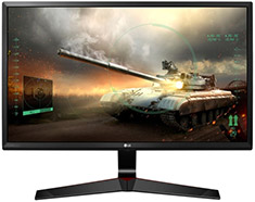 LG 27MP59G-P FHD 27in IPS Gaming Monitor