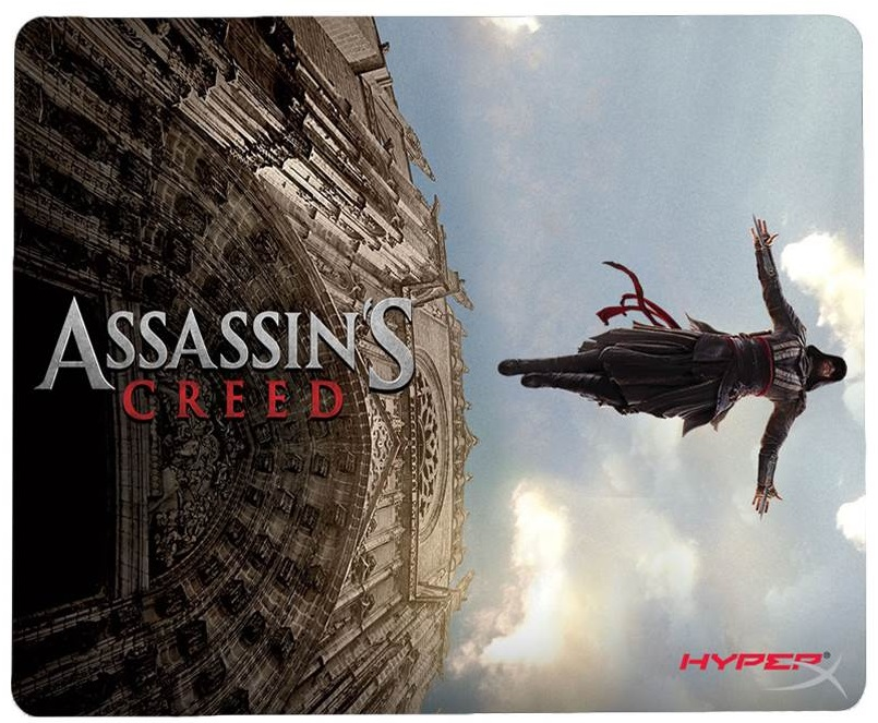 HyperX Fury Pro Gaming Mouse Pad Small - Assassins Creed