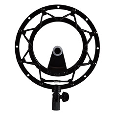 Blue Microphones Radius II Yeti Suspension Mount Black