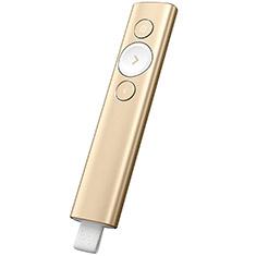 Logitech Spotlight Wireless Presenter Gold