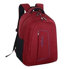 DXRacer GGDX001E 16in Laptop Backpack - Cherry Red