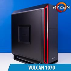 PCCG Vulcan 1070 Gaming System