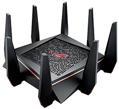 ASUS ROG Rapture GT-AC5300 Wireless Triband Router