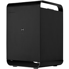 SilverStone CS01B Storage Tower Case Black