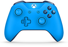 Microsoft Xbox One Wireless Controller for Windows Blue