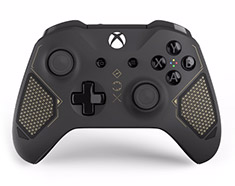 Microsoft Xbox One Wireless Controller for Windows Recon Tech