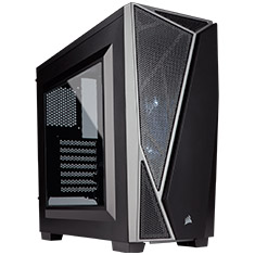 Corsair Carbide Series SPEC-04 Gaming Case Black Grey (Open Box)