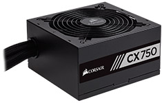 Corsair CX750 750W 80 Plus Power Supply
