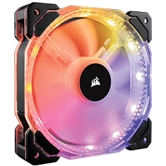 Corsair HD140 RGB LED 140mm PWM Fan