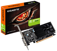 Gigabyte GeForce GT 1030 2GB