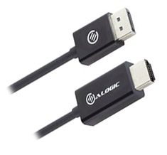 Alogic DisplayPort to HDMI M-M Cable 1m