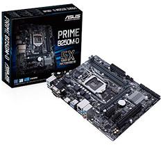 ASUS Prime B250M-D Motherboard