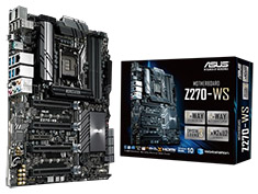 ASUS Z270-WS Workstation Motherboard