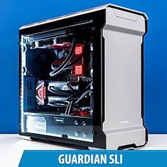 PCCG Guardian SLI Gaming System