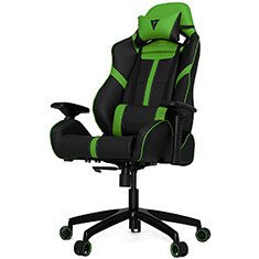 Vertagear Racing S-Line SL5000 Gaming Chair Black Green