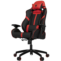 Vertagear Racing S-Line SL5000 Gaming Chair Black Red