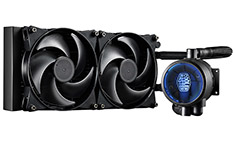 Cooler Master MasterLiquid Pro 280 Liquid CPU Cooler