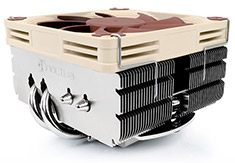 Noctua NH-L9x65 SE-AM4 Lower Profile AM4 CPU Cooler