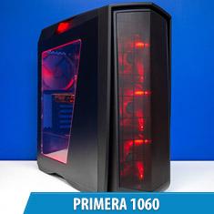PCCG Primera 1060 Gaming System