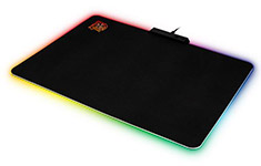 TT eSports Draconem RGB Cloth Edition Gaming Mouse Pad