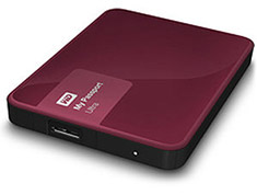 Western Digital WD My Passport Ultra 2TB Wild Berry