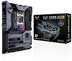 ASUS TUF X299 Mark 1 Motherboard