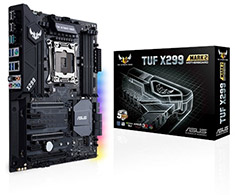 ASUS TUF X299 Mark 2 Motherboard