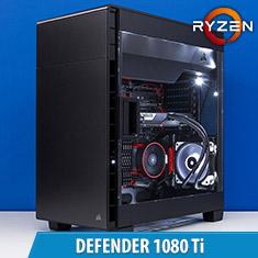 PCCG Defender 1080 Ti Gaming System