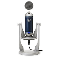 Blue Microphones Spark Digital Solid State Condenser Microphone