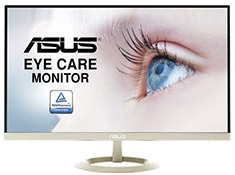 ASUS VZ27AQ 27in Widescreen WQHD IPS LED Monitor
